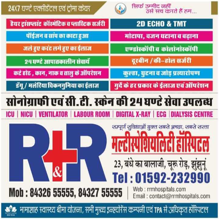 RR Multispeciality Hospital