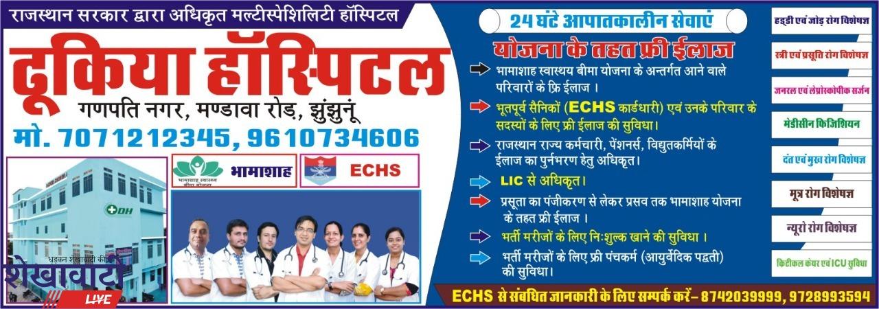 Dhukiya Hospital